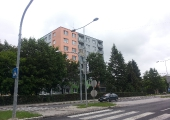 Bytový dom, Martin, Jilemnického ulica