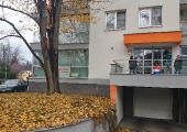 Polyfunkčný dom, Banská Bystrica, ul. T. Vansovej_1