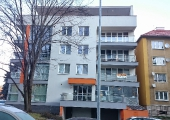 Polyfunkčný dom, Banská Bystrica, ul. T. Vansovej