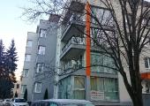 Polyfunkčný dom, Banská Bystrica, ul. T. Vansovej_8