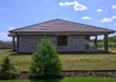Rodinný dom, Veľké Dvorany, parc. č. 281_2